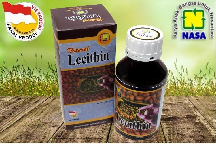 Natural Lecithin Suplemen Alami Pelindung Sel Tubuh Manusia