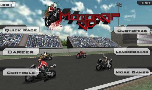 Download 4 Game Balap Motor Moto GP Terbaik Untuk Android Gratis