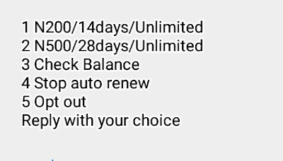 How to Completely Opt-out of Airtel 2GB for N200 Data Plan