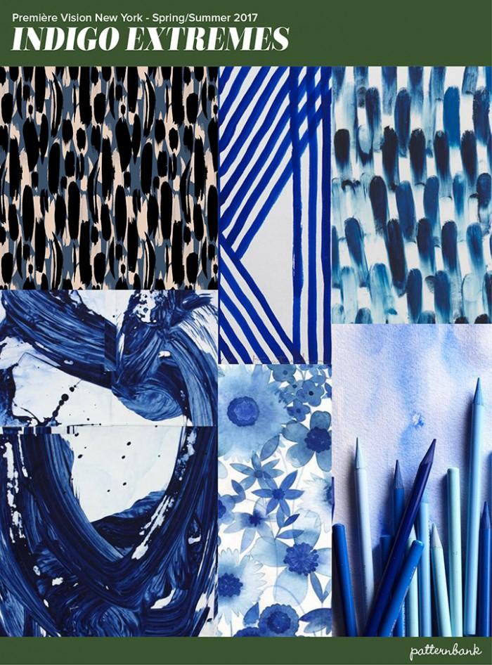 Fashion Vignette Trends Patternbank Key Print Trends