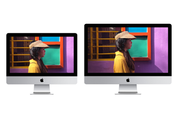 APPLE releases 27-inch iMac with Retina 5K display and 21.5-inch iMac with Retina 4K display