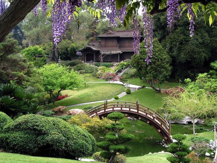 l'onda che vien danzando: consigli feng shui per il giardino - Piccolo Giardino Feng Shui