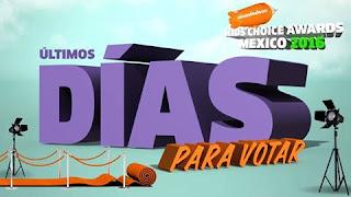 ¡NO dejes de votar! TÚ definirás a los ganadores. 😎 #KCAMexico