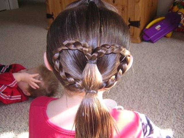 Valentines Hairstyles: Romantic Valentine's Day Hairstyle Ideas For Girls
