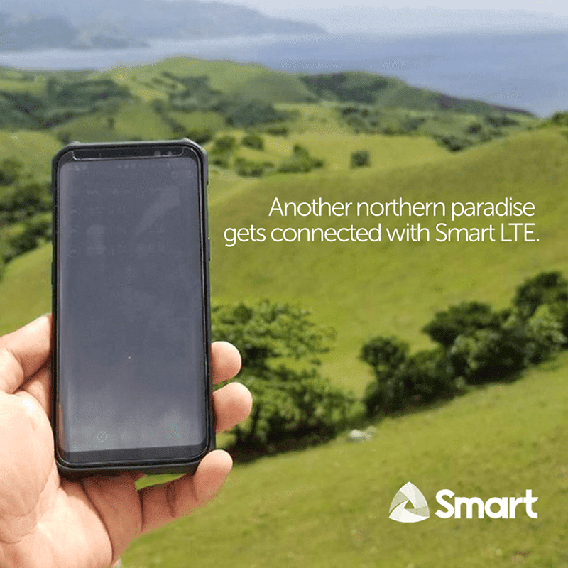 Smart to make LTE available in Batanes!