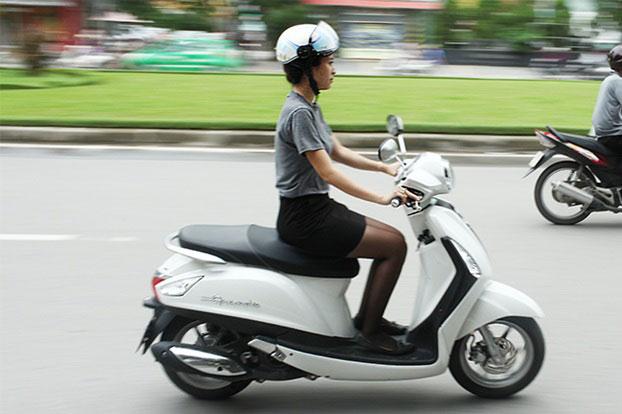 Những điều nên tránh khi sử dụng Scooter (Xe tay ga)