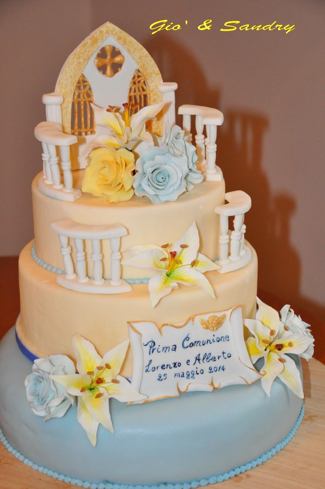 Favorito la dolce rosa di monte: In Chiesa per la Prima Comunione OI69