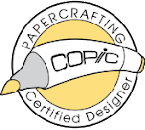 Papercrafting Copic Certified Designer