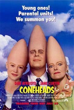 Los Coneheads en Español Latino