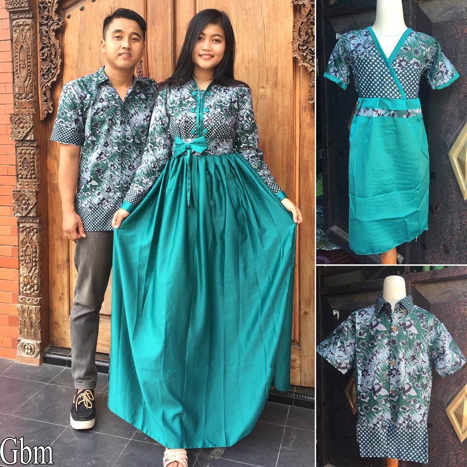 Model Baju Gamis Remaja Couple