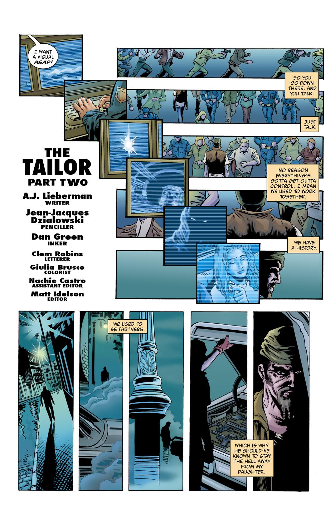 Detective Comics (1937) 790 Page 23