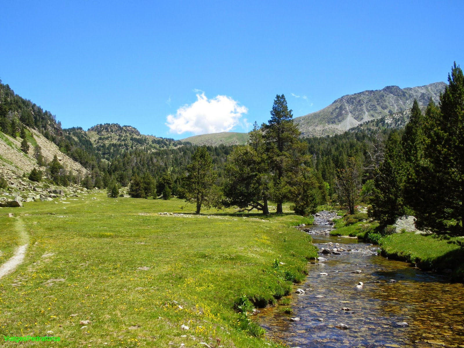 Vall del Madriu, Andorra, trekking, senderisme, Patrimoni de la Humanitat, Unesco