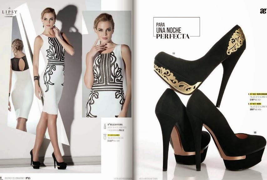 Catalogo andrea vestidos de fiesta 2016