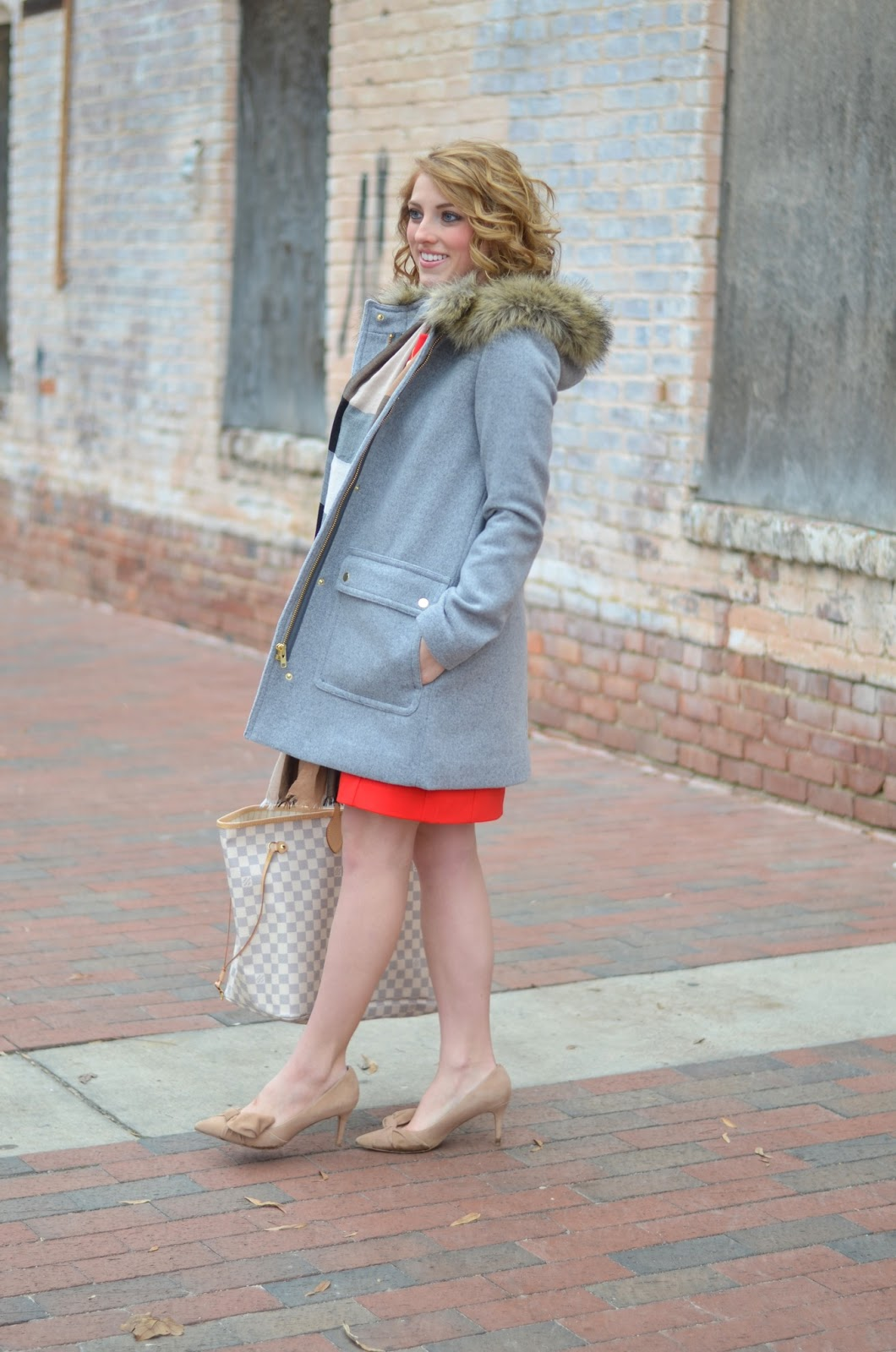 J.Crew Vail Parka - Something Delightful Blog