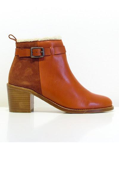 Boots Sessun Nadine fourrées
