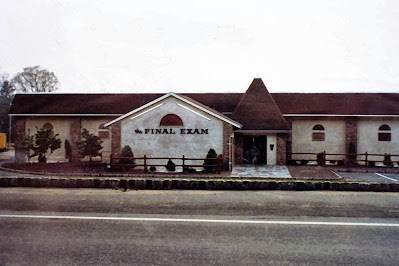 The Final Exam rock club in Randolph, New Jersey after the fire and re-build
