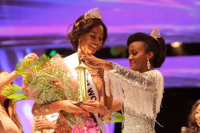 Ugochi Ihezue: Pictures Of Winner Of MBGN 2017