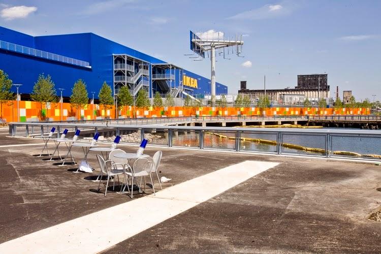 Loja de móveis e decoração Ikea em Nova York