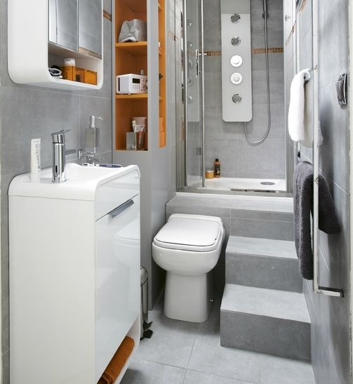 Small Bathroom Design Ideas For Space Saving