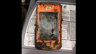 يجد هاتف الايفون يعمل بعد سنة من الضياع تحت الماء
