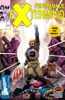 X-Men: Programa de Extermínio #1