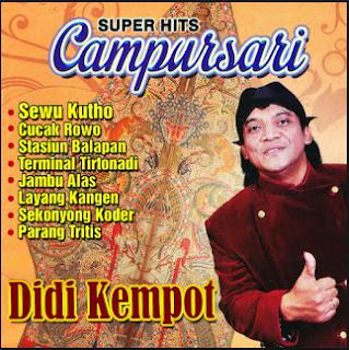Lagu Didi Kempot mp3 The Best 18 Campursari