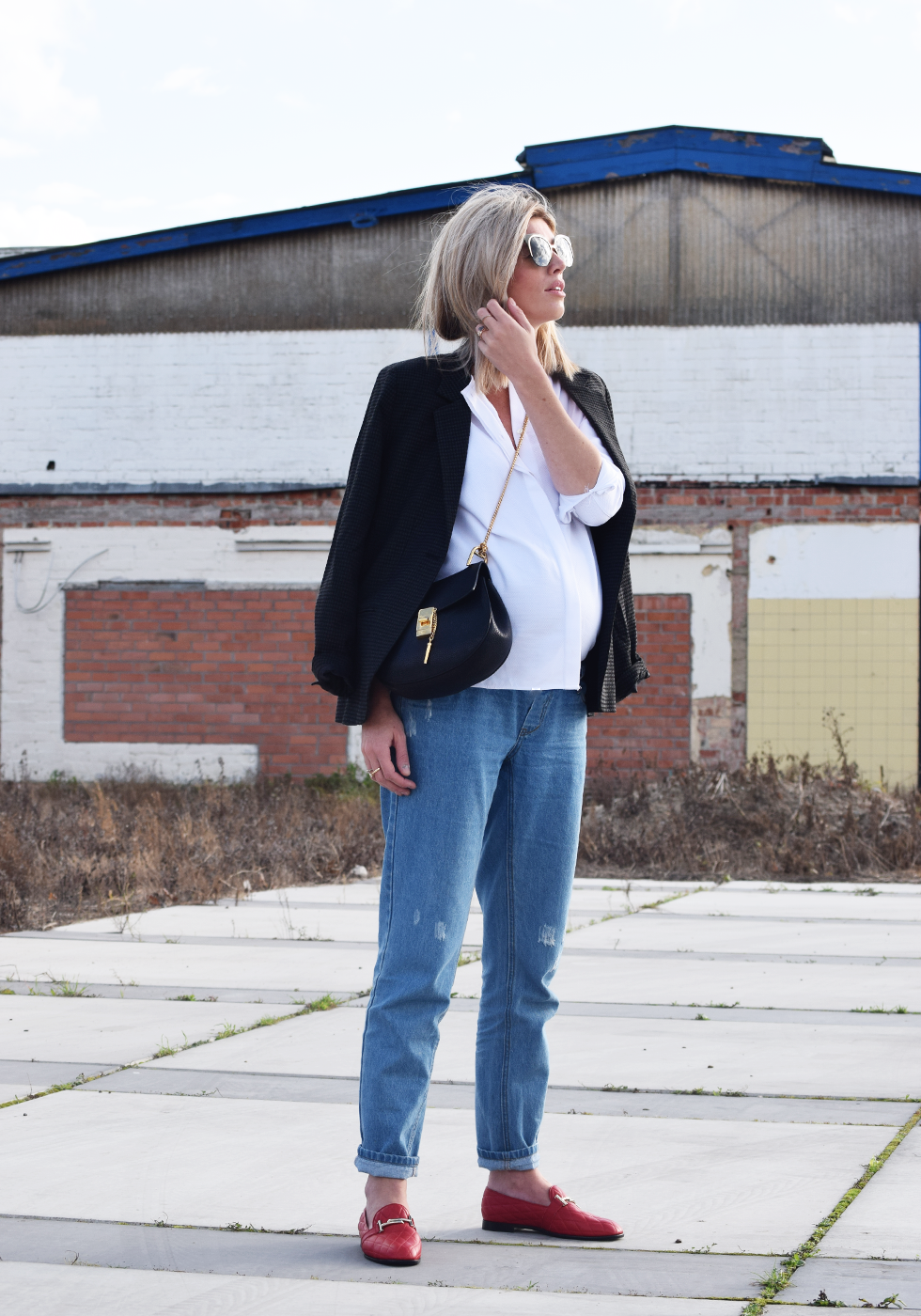 Outfit of the day, Mamalicious, Tod's, Chloé, MKT, Massimo Dutti, Marni, Dewolf, ootd, style, fashion, blogger, maternity, pregnant,