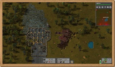 Factorio PC Games Gameplay