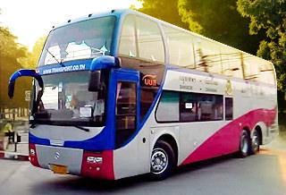 Bangkok to Siem Reap - Train or Bus?