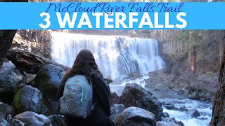 vaughn the road again hiking adventures guide waterfall wednesday