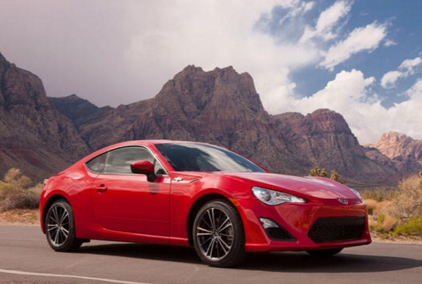 2017 Scion FRS Sport Mode