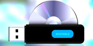 Bootable flashdisk cd
