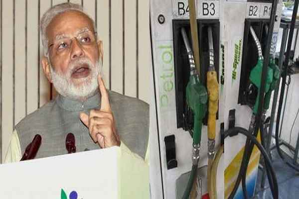 सिर्फ दो रुपये बाकी, मोदी सरकार कर लेगी कांग्रेस सरकार की बराबरी, पेट्रोल पहुंचा 71 पार
