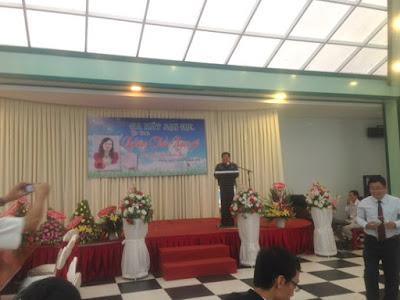 Nghiêng chiều ngược gió của Trần Thuận Thảo