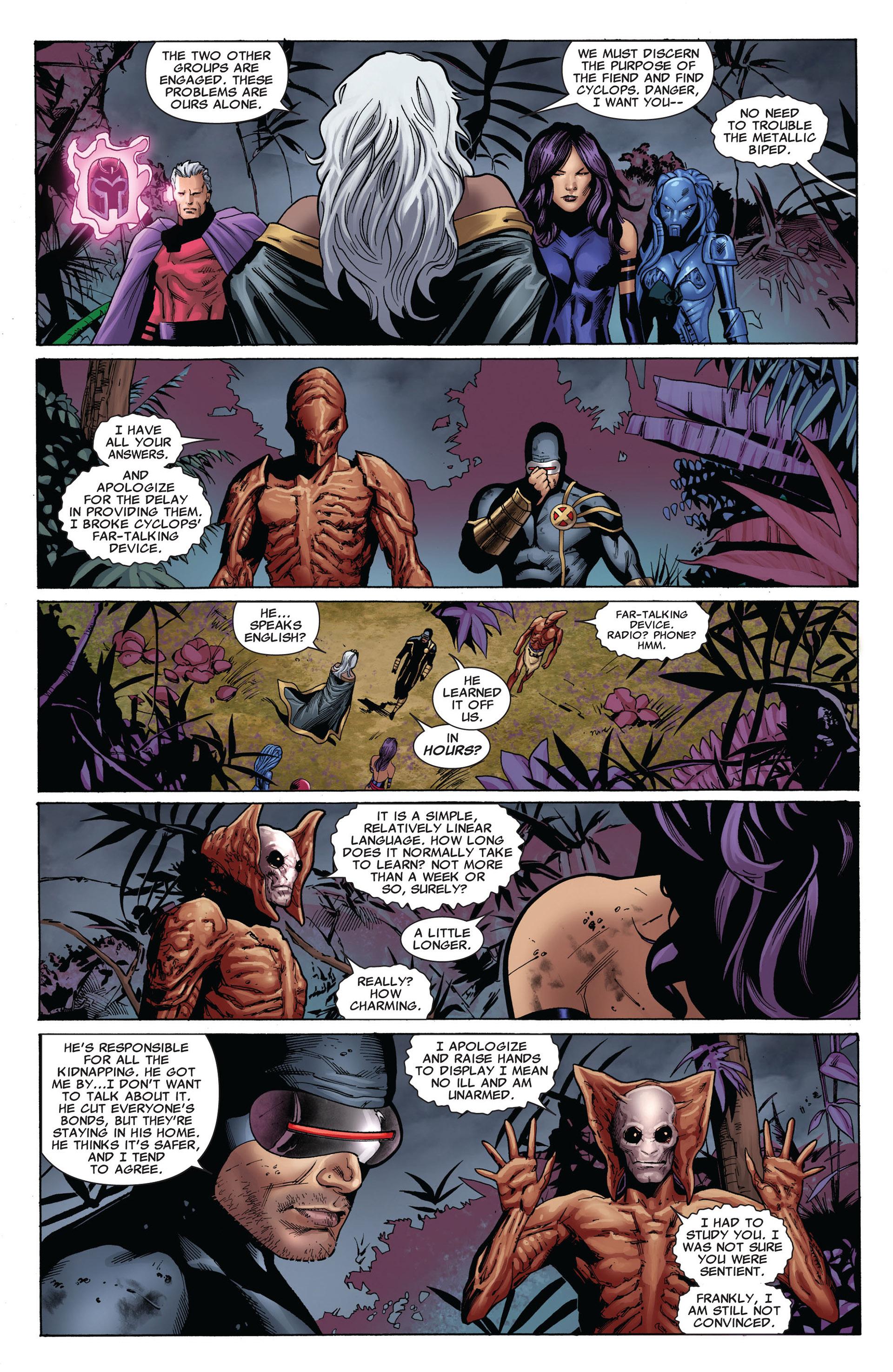 Read online Uncanny X-Men (2012) comic -  Issue #6 - 19