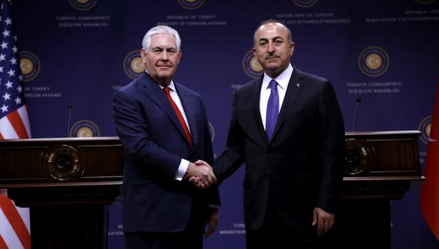 «Αποδείξεις» ζητούν οι ΗΠΑ από Τουρκία για τις συλλήψεις διπλωματικών υπαλλήλων