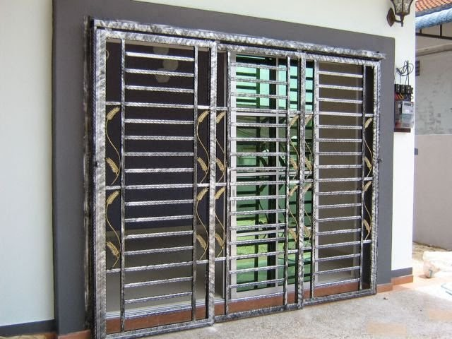 Kjbp Enterprise Iron Amp Grill Works Gate Awning