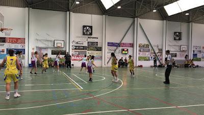 Las chicas del UB Bailén se muestran imbatibles en la Liga Provincial Femenina