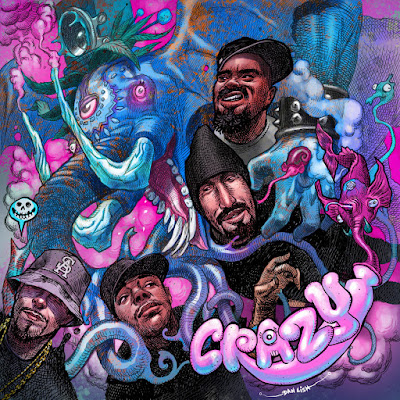 Single: Cypress Hill - Crazy 2018