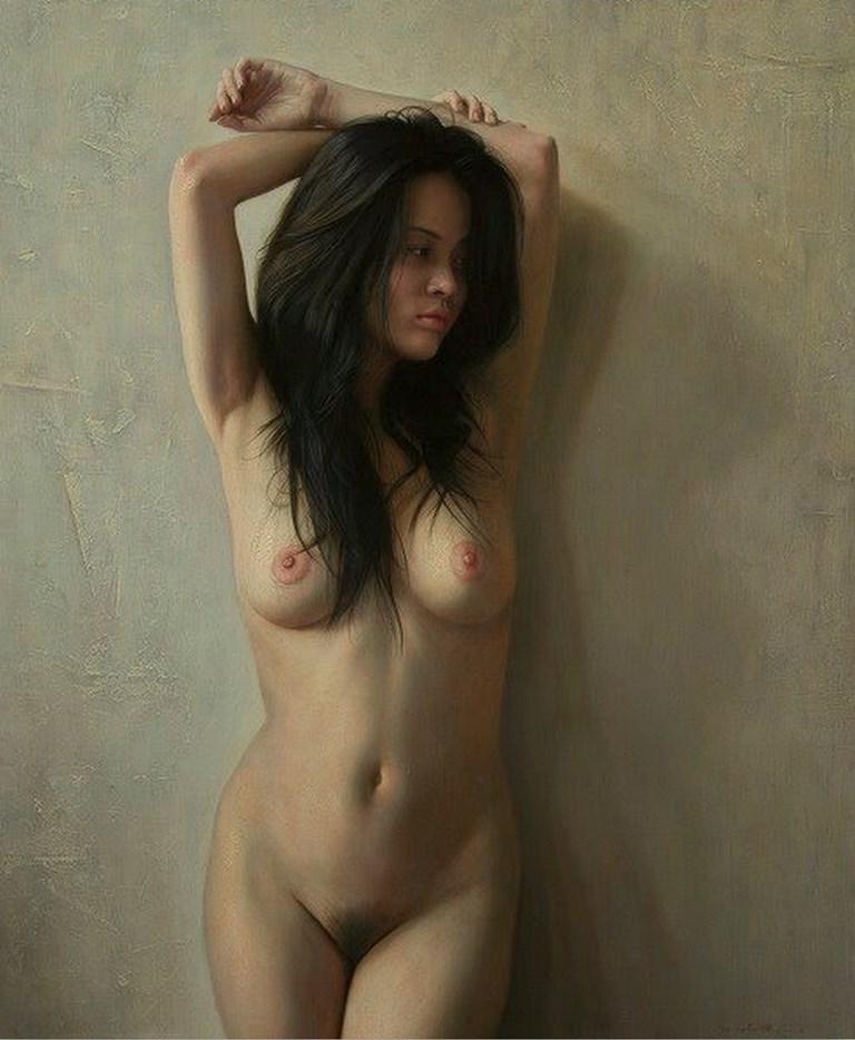 Bonita aficionada desnuda en el campo - 1 part 4