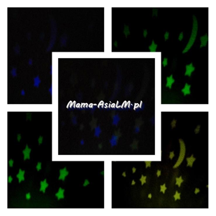 gwiazdy gwiazdki żabka projektor lampka pozytywka dumel bright starts