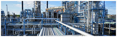 Oil and Gas Industry Installation