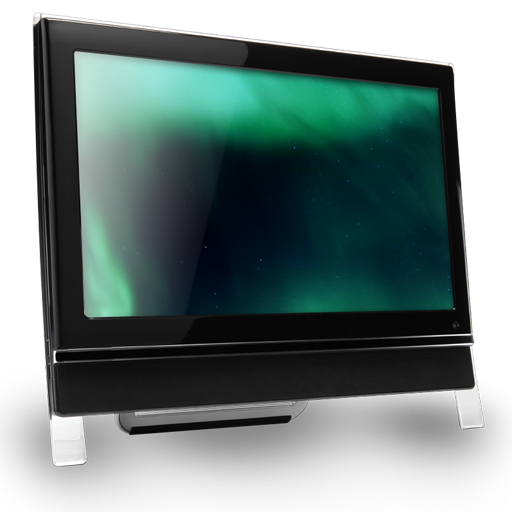 Computer Lcd Monitor Png Icons