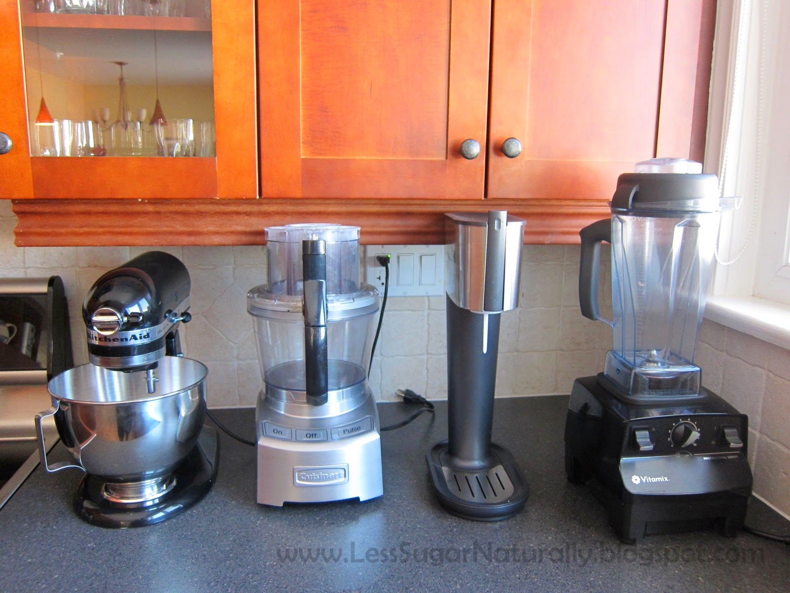 Differences between Vitamix models?