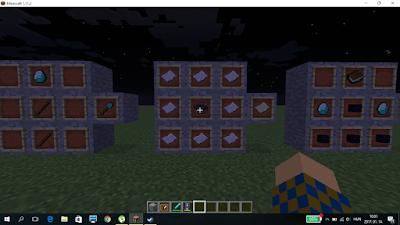 minecraft térkép crafting