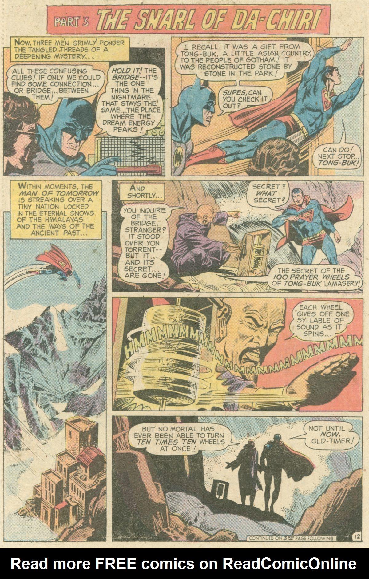 Read online World's Finest Comics comic -  Issue #232 - 22