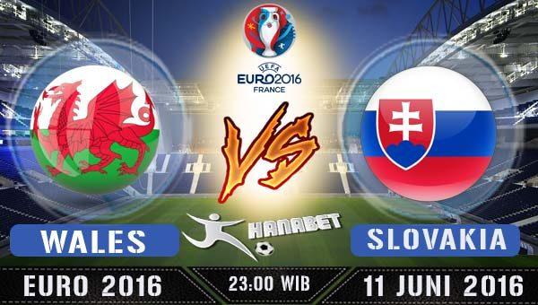 Wales vs Slovakia UEFA Euro 2016