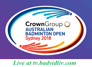 CROWN GROUP Australian Open 2018 live streaming
