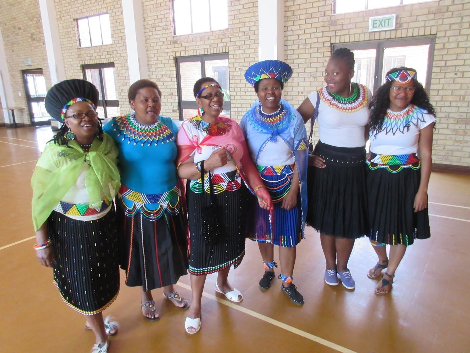 Egans In Johannesburg: Celebrating National African