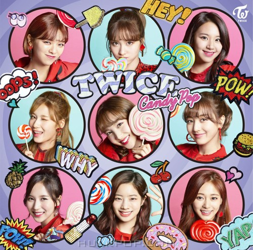TWICE – Candy Pop (Japanese) – EP (ITUNES PLUS AAC M4A)